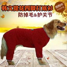 [regen]狗狗衣服薄款比熊金毛拉布