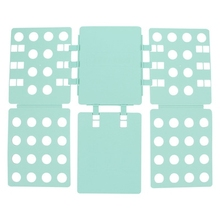 叠衣板re衣器衬衫衬co折叠板摺衣板懒的叠衣服神器