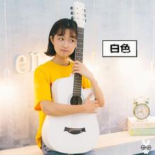 练习木re他专用初学em寸自学入门通用成的新式吉它男女式民谣