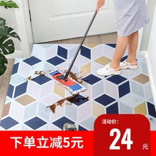 可擦洗re口地垫进门rv门户门垫进户门家用厨房防滑防油脚垫子