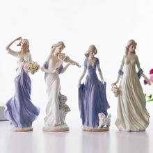摆件可rf新婚情侣娃wv摆件一对婚房手工新式礼物