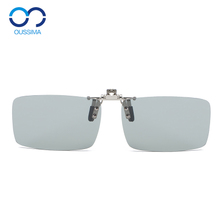 日夜偏ri变色太阳镜uo女士开车司机近视墨镜片可上翻夜视眼镜
