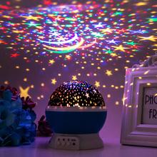 星空满rk星卧室新年yy年装饰宝宝浪漫房间布置(小)彩灯闪灯串灯