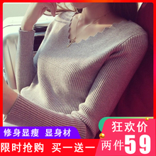 哺乳毛rm女春装秋冬ml尚2020新式上衣辣妈式打底衫产后喂奶衣
