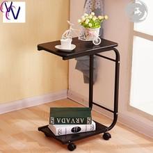 带轮移rm客家用简约ml的(小)边几放烧水壶的(小)桌子客厅