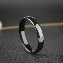 钨金戒指男韩版钛钢指环戒