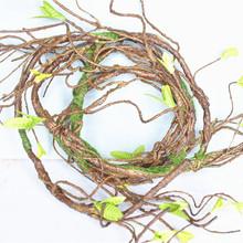 单支仿ro枯树藤假树ar枯藤山藤造型蔓藤条仿真枯树枝假树枝