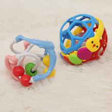 宝丽/Baoli 宝ro7学爬玩具sb6个月转转球婴幼儿12个月手抓球