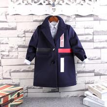 男童呢rr衣韩款潮中gg孩外套2020冬装新式宝宝装夹棉加厚大衣