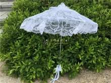 舞台婚纱摄影影楼伞ru6公主宫廷yj具跳舞走秀长柄伞。