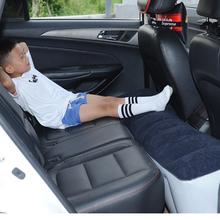 平安者ry载后排间隙su(小)轿车内用品充气床睡垫suv后座床垫
