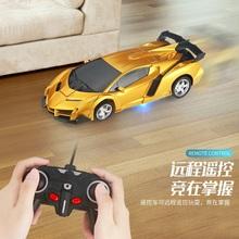 遥控变ry汽车玩具金su的遥控车充电款赛车(小)孩男孩宝宝玩具车