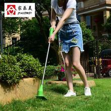 家乐美rz充电式打草nh家用除草机(小)型多功能草坪机
