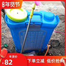 电动喷sa器喷壶式锂hi喷雾器喷药果树能喷药器喷壶消毒机电瓶