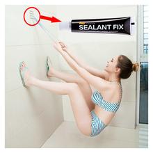 免钉胶sa力液体钉快hi瓷砖粘结剂白色免打孔浴室置物架