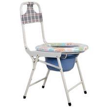 老的孕sa坐便椅可折ur移动马桶厕所大便椅坐便凳坐便器【3月1