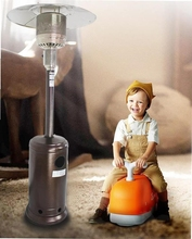燃气取sa器气家用煤ur烧水便携式户外(小)液化气烤火炉