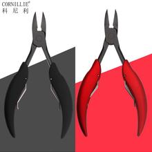 甲沟专用甲沟钳sa装不锈钢鹰ls用修脚刀剪脚趾甲死皮剪工具