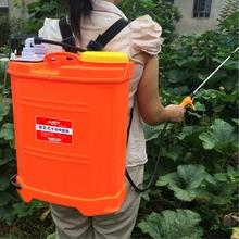 16升sa动喷雾器喷es农用打药器农药消毒机浇花洒水气压喷壶