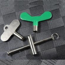 手钥匙sa角形多功能bo角阀门自来水加水龙头板通用磁力圆孔内