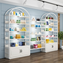 化妆品sa示柜货柜多lv护肤品展柜陈列柜产品展示架置物架