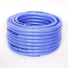花园水sa软管海蓝水ke4英分洗车水管蛇皮管PVC塑料自来水管