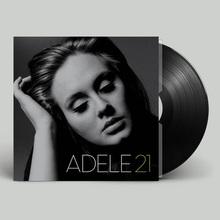 现货正sa 阿黛尔专itdele 21 LP黑胶唱片 12寸留声机专用碟片