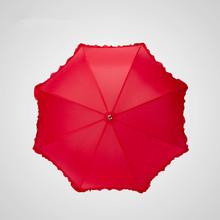 婚嫁红伞新娘伞结婚简sd7伞结婚要wq式复古宫廷婚礼用的红伞