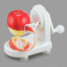 日本削se果机多功能er削苹果梨快速去皮切家用手摇水果