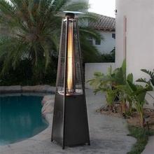 煤气取se器液化气取in外燃气取暖器圆形户外暖炉室外烤火炉