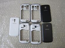 适用三se0GT-Sen外壳 S7562i手机壳 中壳中框 边框 后盖后壳