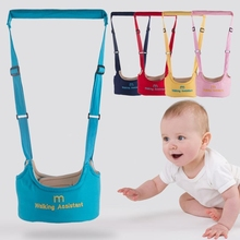 (小)孩子se走路拉带儿en牵引带防摔教行带学步绳婴儿学行助步袋