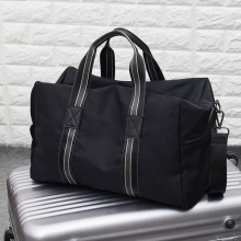 商务旅se包男士牛津ie包大容量旅游行李包短途单肩斜挎健身包