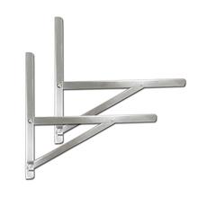 空调不se钢支架30on1.5p方形三角防潮安装板固定板1p2p3p客厅t
