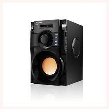 无线蓝se环绕重低音mc庭影院5.1音响套装客厅家用木质音箱