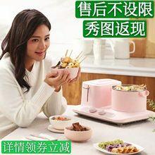 Donsfim/东菱zx-3405家用早餐面包司烤机多功能三合一(小)型多士炉