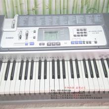 二手 Csh1SIO ke子琴LK-100 发光键盘 初学者必选