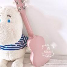 入门尤sh里里乌克丽li者(小)吉他成的学生男女乐器木质宝宝新式