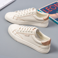 (小)白鞋sh鞋子202oe式爆式秋冬季百搭休闲贝壳板鞋ins街拍潮鞋