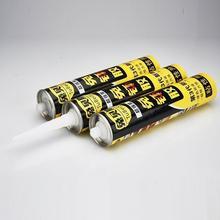 免钉胶sh强力粘瓷砖dr胶免订胶水透明比钉牢结构胶。