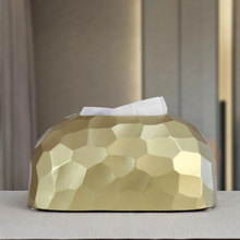 抽纸盒sh瓷家用简约mh巾盒创意北欧ins轻奢风餐厅餐巾纸抽盒