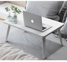 (小)桌子sh形床上坐在al饭的折叠日式放地毯宝宝床桌电脑低矮桌