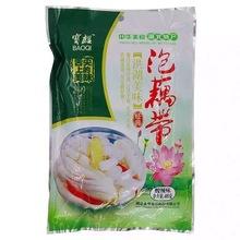 洪湖宝sh泡藕带酸辣qs克湖北三峡仙桃特产6袋包邮