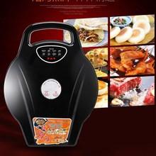 电饼铛sh馍双面新型xk锅恒温薄饼铛(小)家电厨房电器家用烙饼机