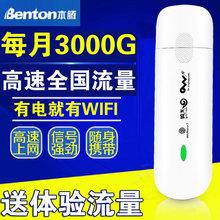 随身wshfi无限流ng插卡全网通路由器移动随身wifi家用笔记本电脑车载wif