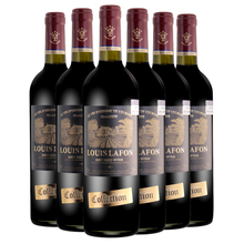 法国原si进口红酒路en庄园2009干红葡萄酒整箱750ml*6支