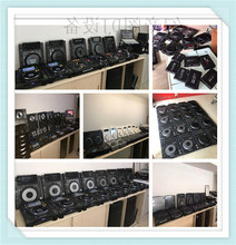 热卖的PIONsi4ER Dks打碟机 混音台 控制器 声卡 航空箱 运费
