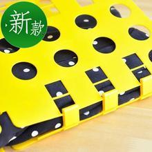 简洁快sk 大号第五nd节叠衣板 衣服折衣板叠懒c的板