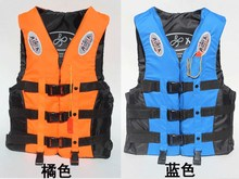 钓鱼船sl专业救生衣ba的便携背心大浮力马甲自动充气式求生衣