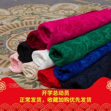 蕾丝布料sl1料高档蕾wf裙服装 窗帘婚庆舞台装饰 玫瑰花花纹